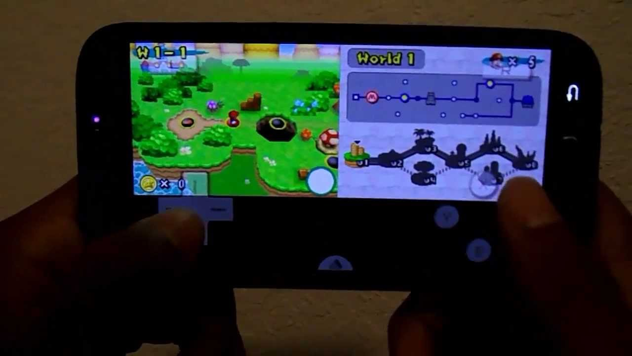 nds emulator roms for android