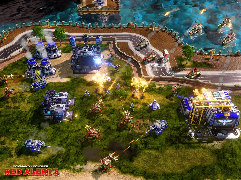 red alert 2 free download for android