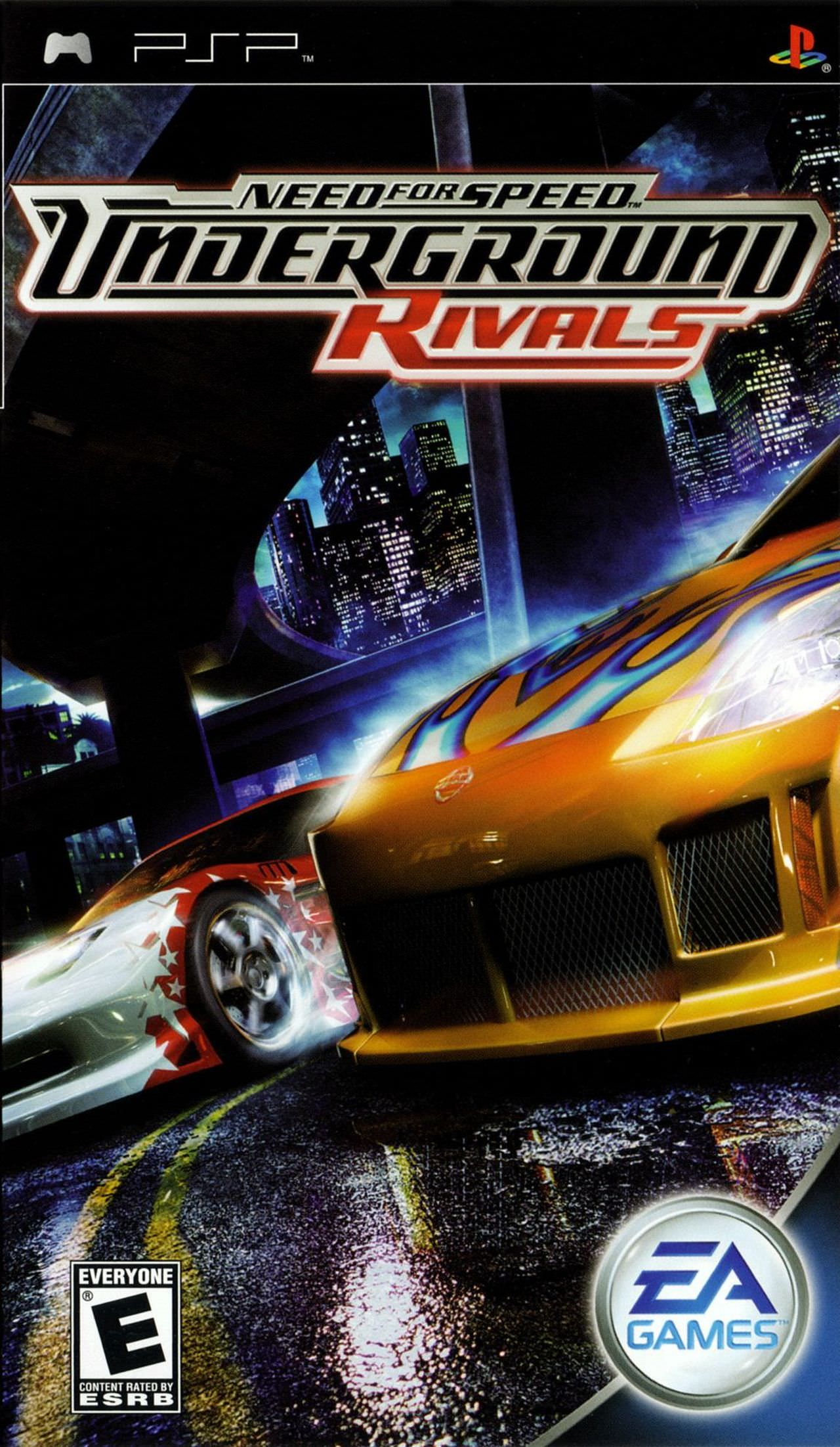 Need For Speed Underground Rivals Full Game Free Pc Download Play Download Need For Speed Underground Rivals Exe