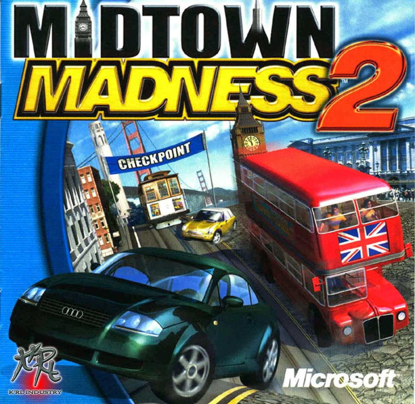 How to run/install midtown madness 2 in windows 10/8. 1/8/7/xp.