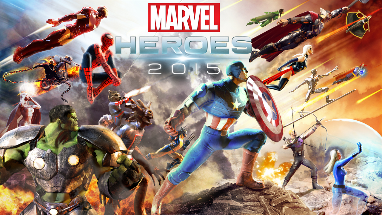 Marvel Heroes 2015 full game free pc, download, play