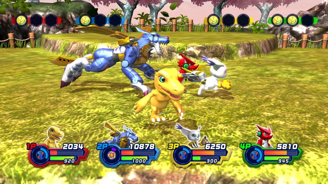 Digimon adventure rpg (game) youtube.