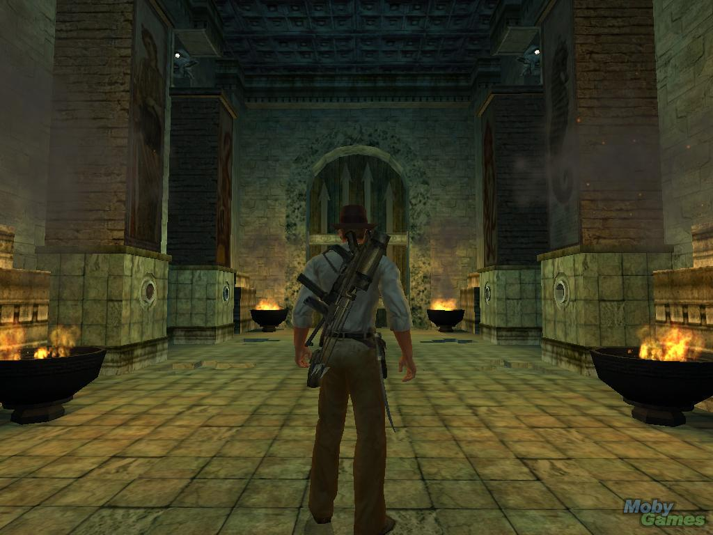 Indiana Jones and the Emperor's Tomb full game free pc