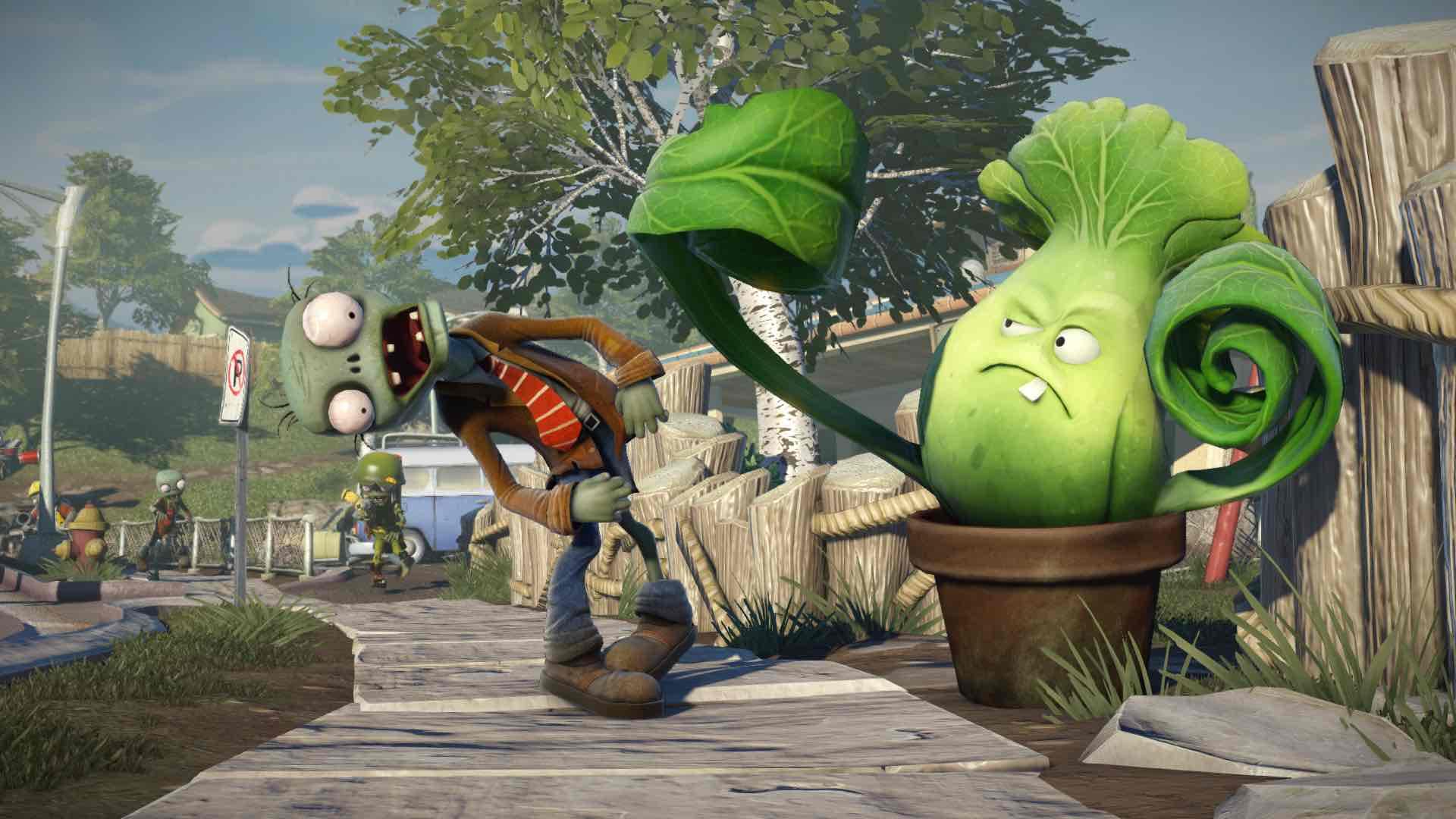 Plants Vs Zombies Garden Warfare Full Game Free Pc Download