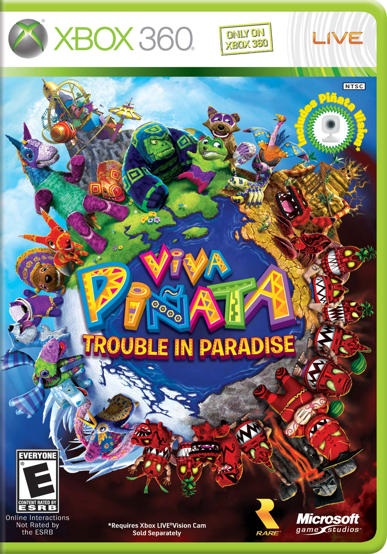 Viva Pinata: Trouble in Paradise full game free pc, download