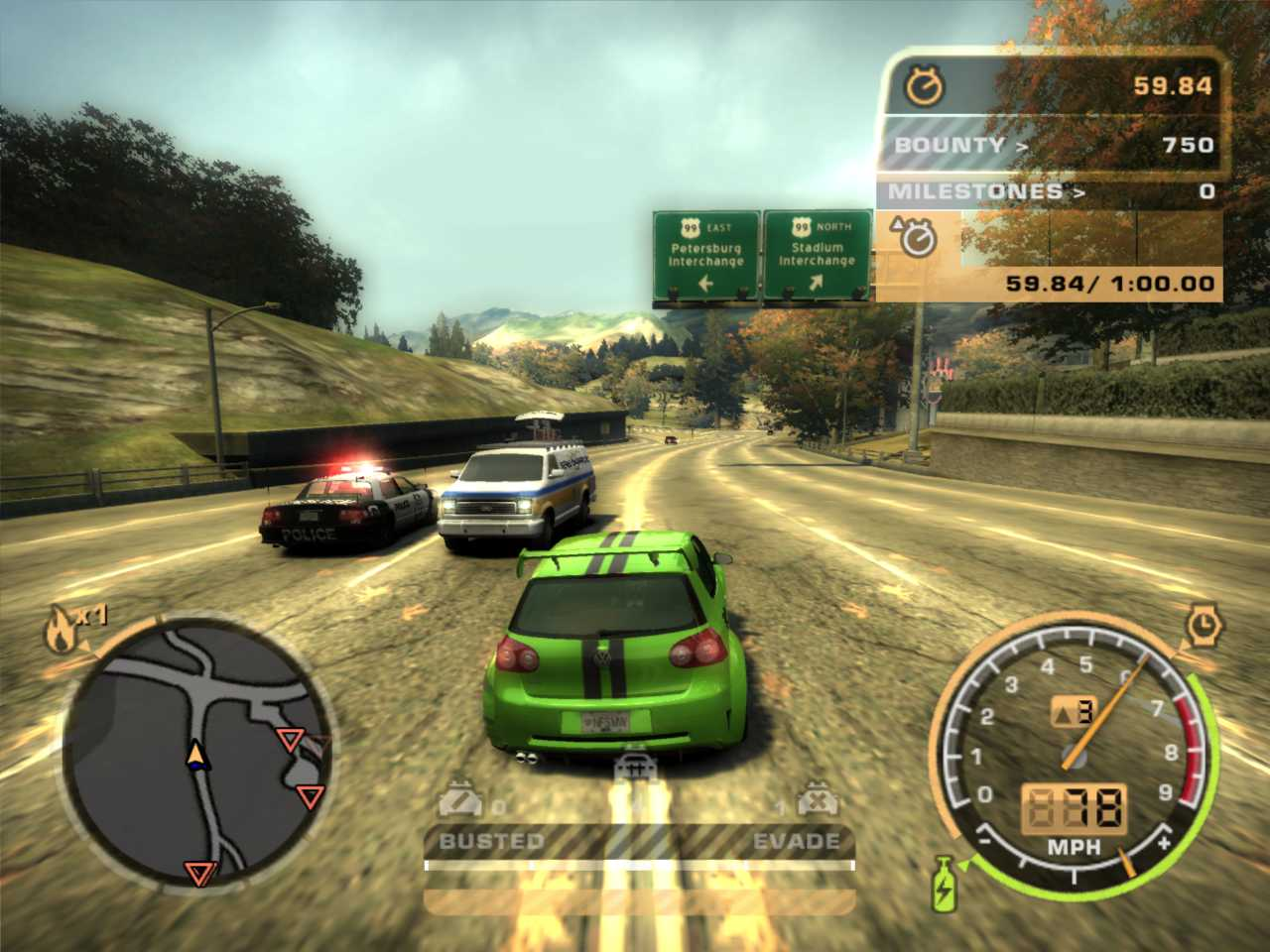 Need for speed most wanted cracked version free download.