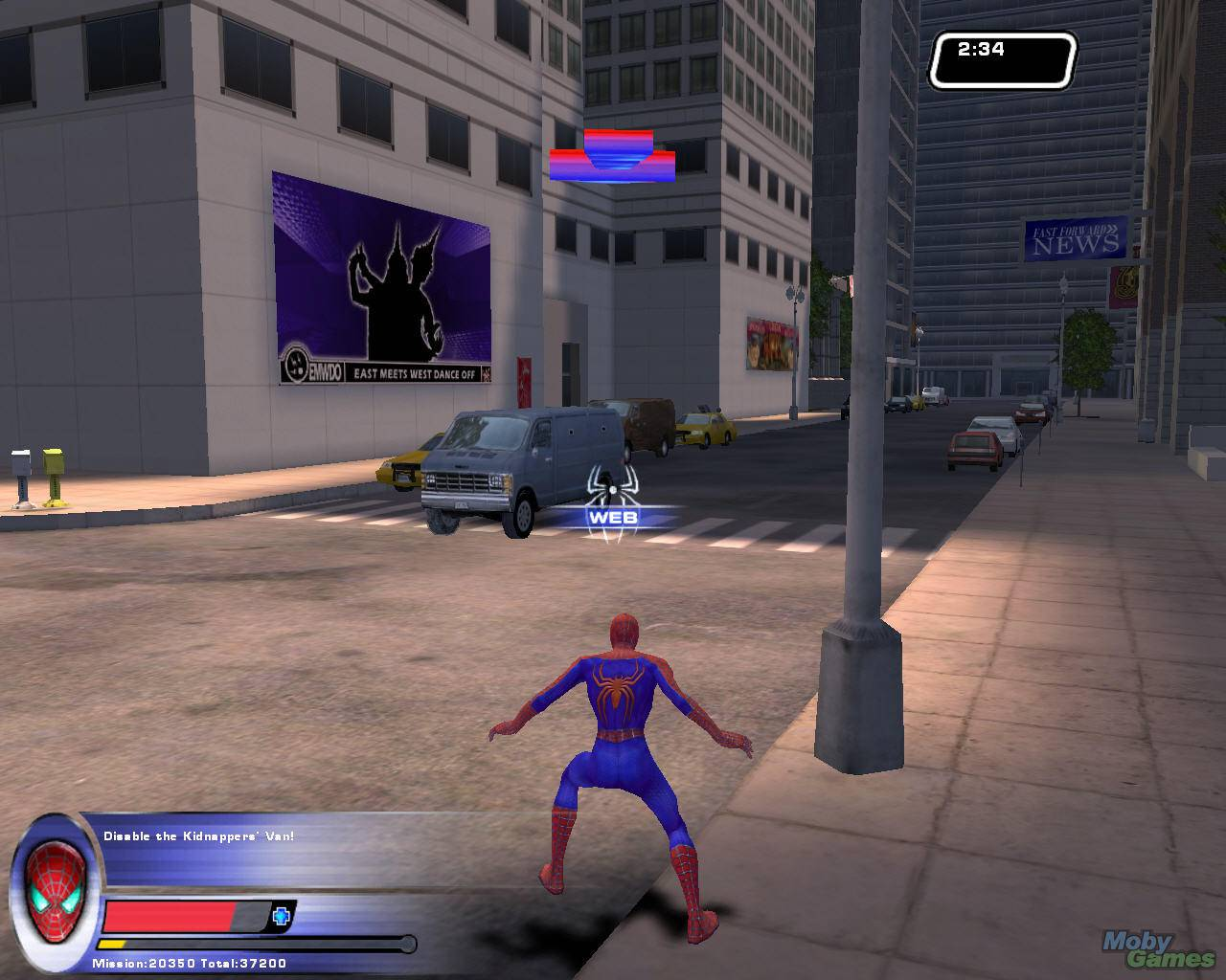ultimate spider man game demo free download