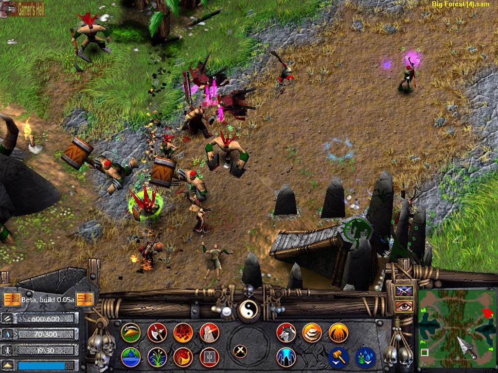 free battle realms download full version