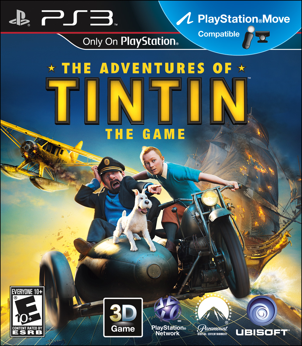 ps3 the adventures of tintin the game full game free pc, download