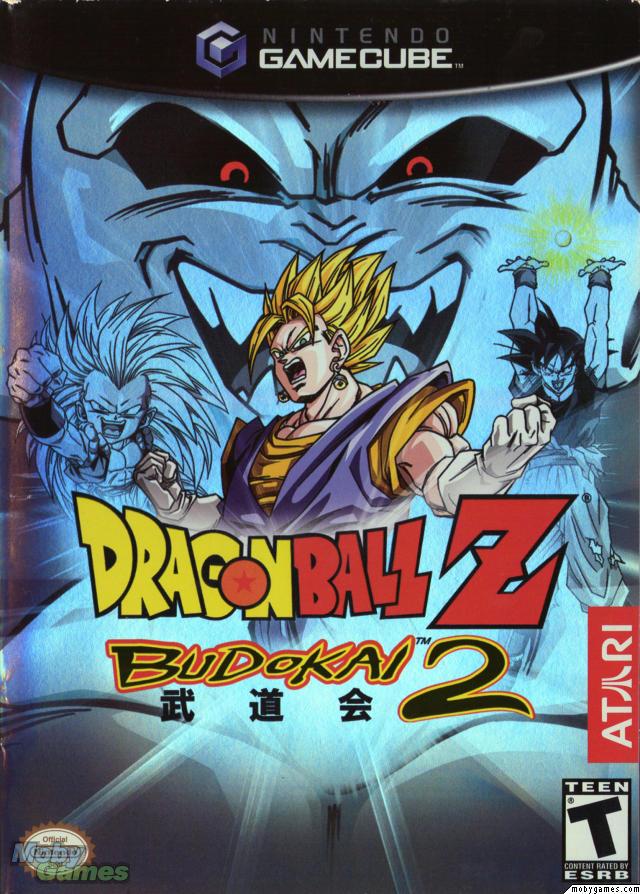 Budokai 2 save file | Game Evolution: Dragon Ball Z Budokai