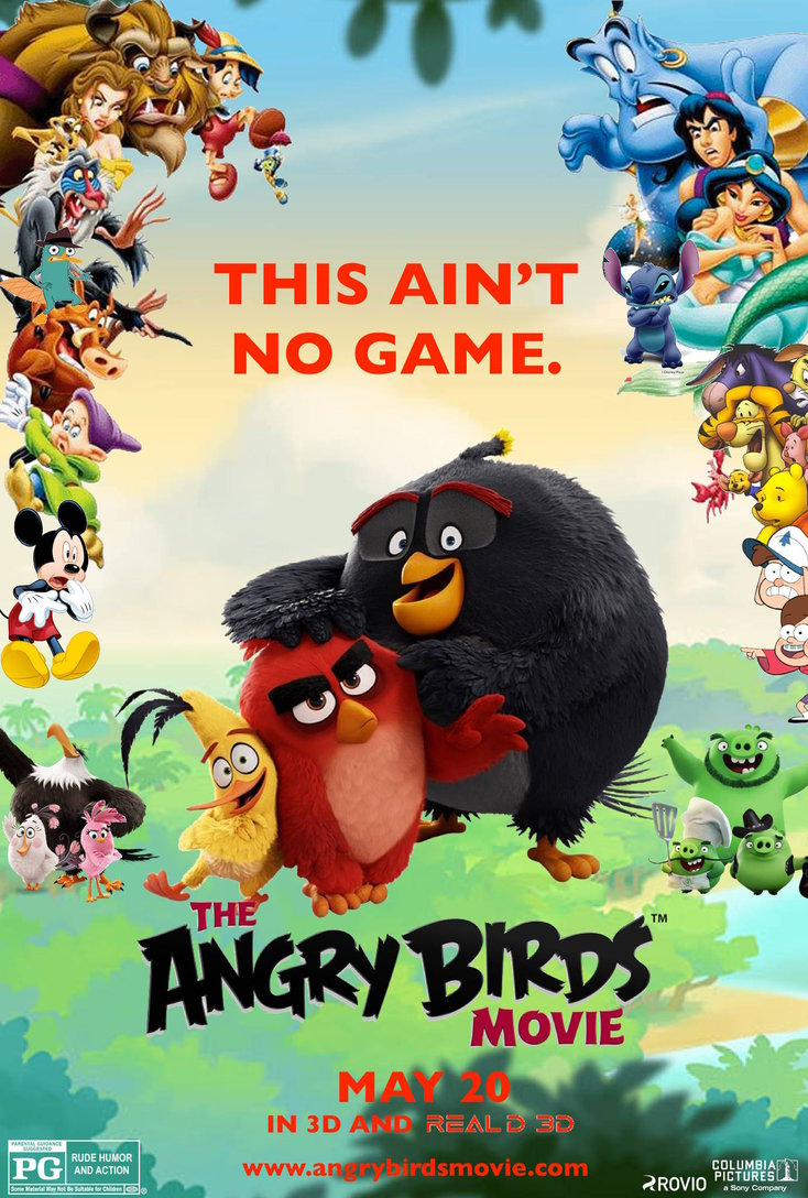 Watch The Angry Birds Movie Online By Redmangm Memonic