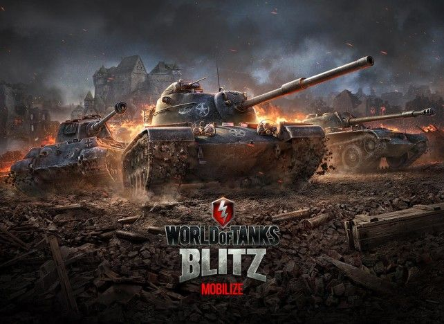 World of Tanks Blitz full game free pc, download, play  World of