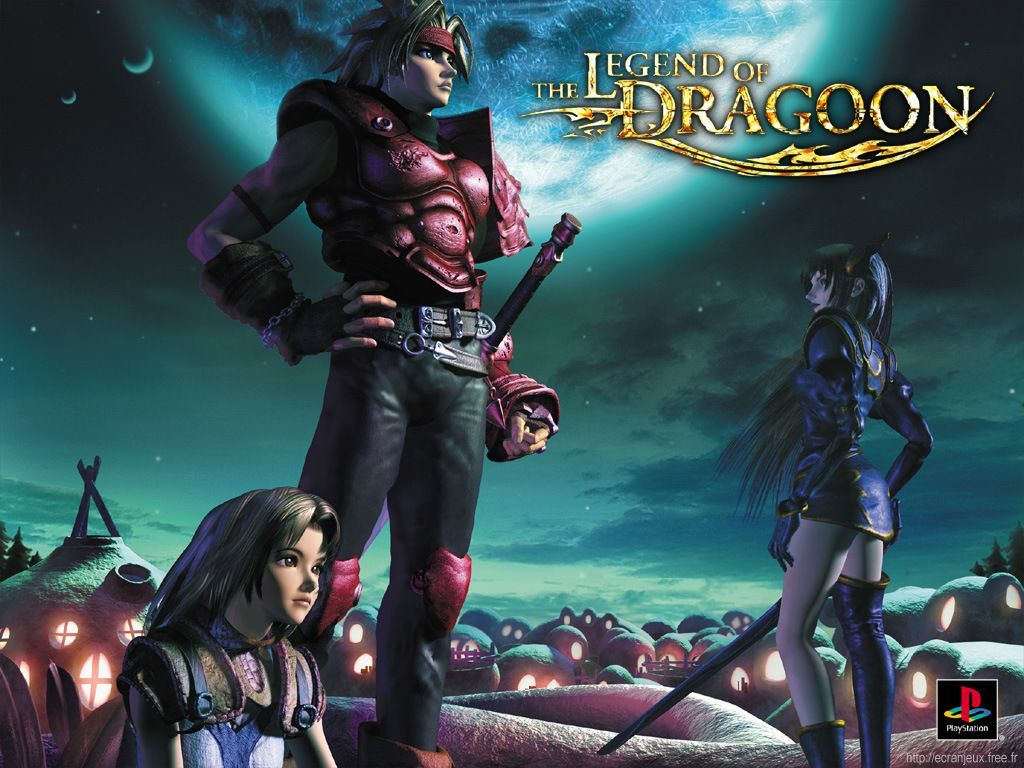The Legend of Dragoon full game free pc, download, play  The Legend