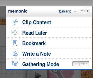 web page content capture