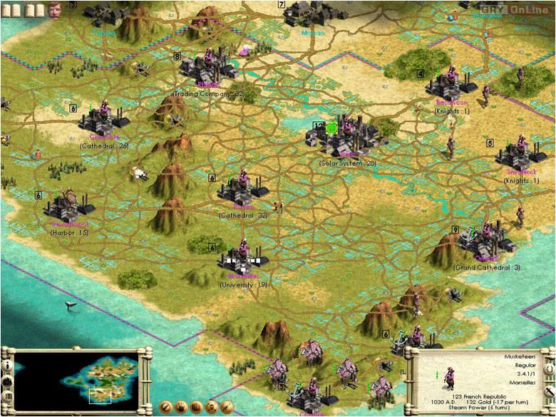 Sid Meier's Civilization III full game free pc, download