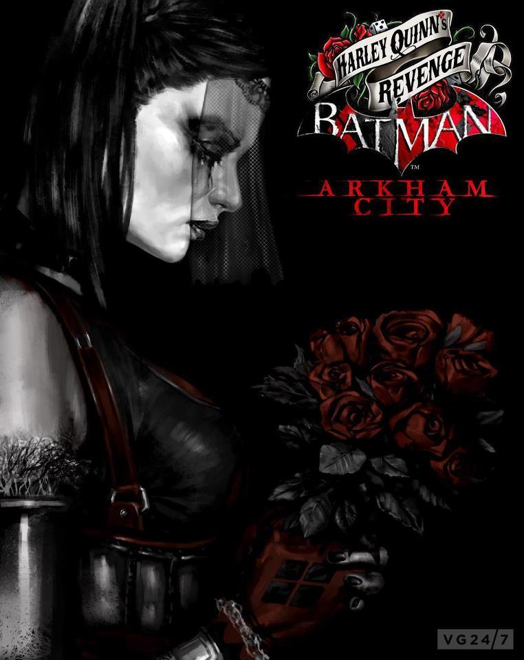Batman arkham city harley quinn's revenge xbox 360.