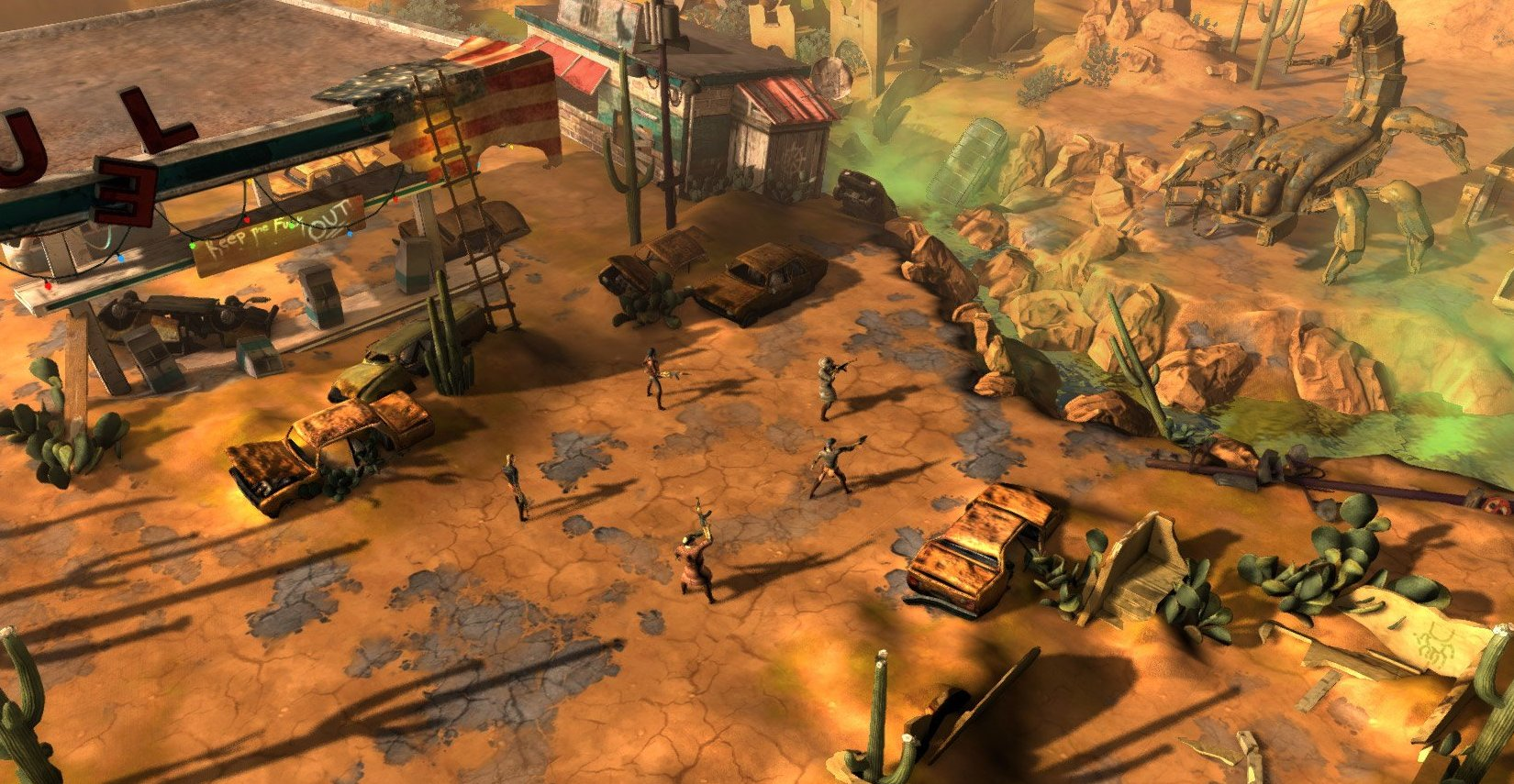 Wasteland 2 director's cut pc download, install and play for.