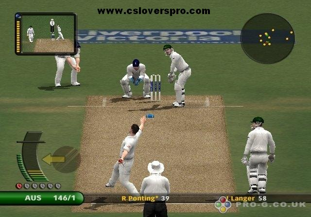 Download ea sports cricket 2007 game for pc full version.