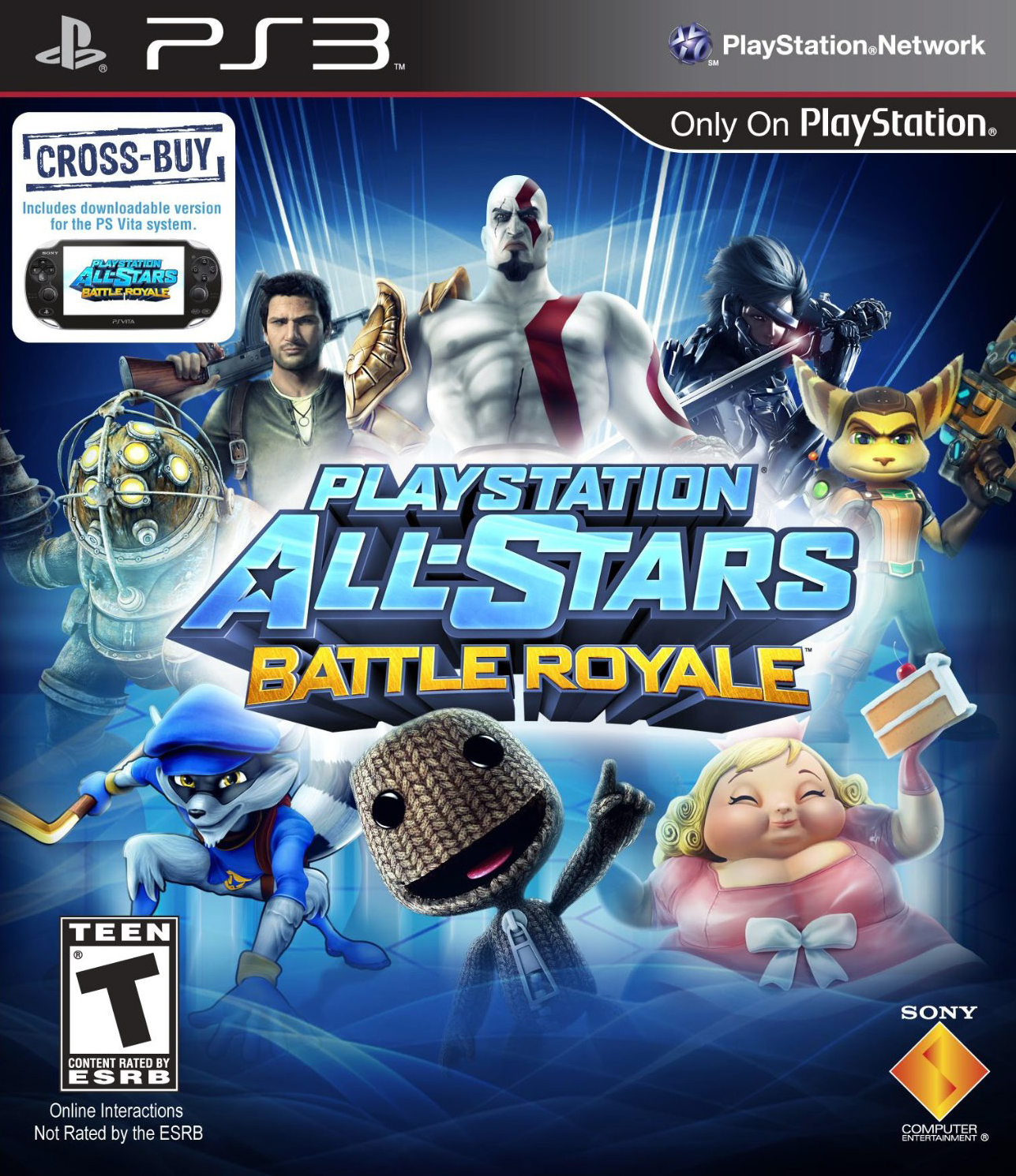 PlayStation All-Stars Battle Royale full game free pc