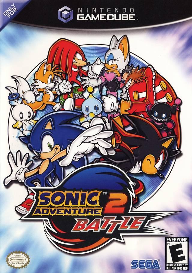 Скачать sonic battle 2.