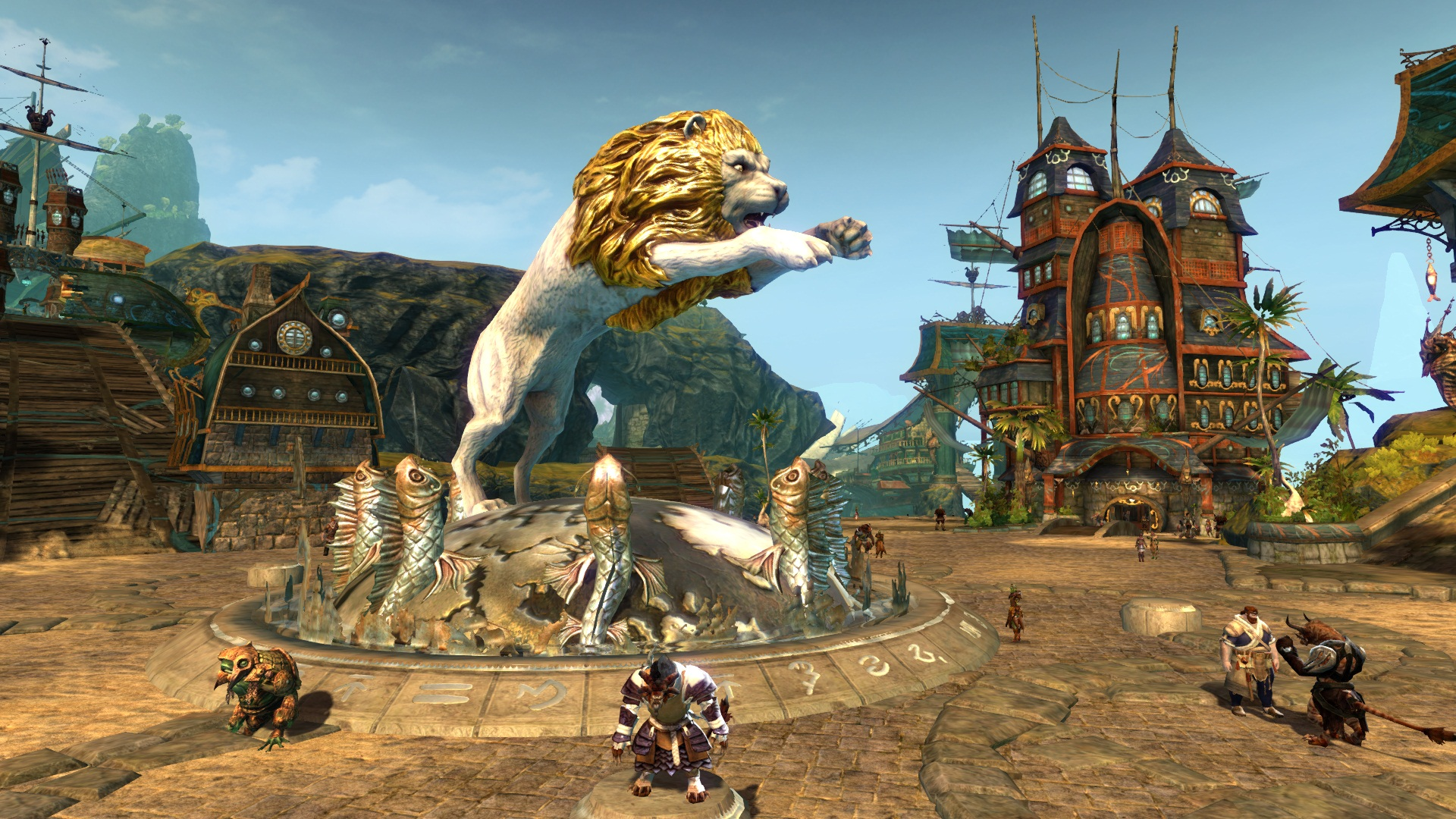 Download guild wars 2 client.
