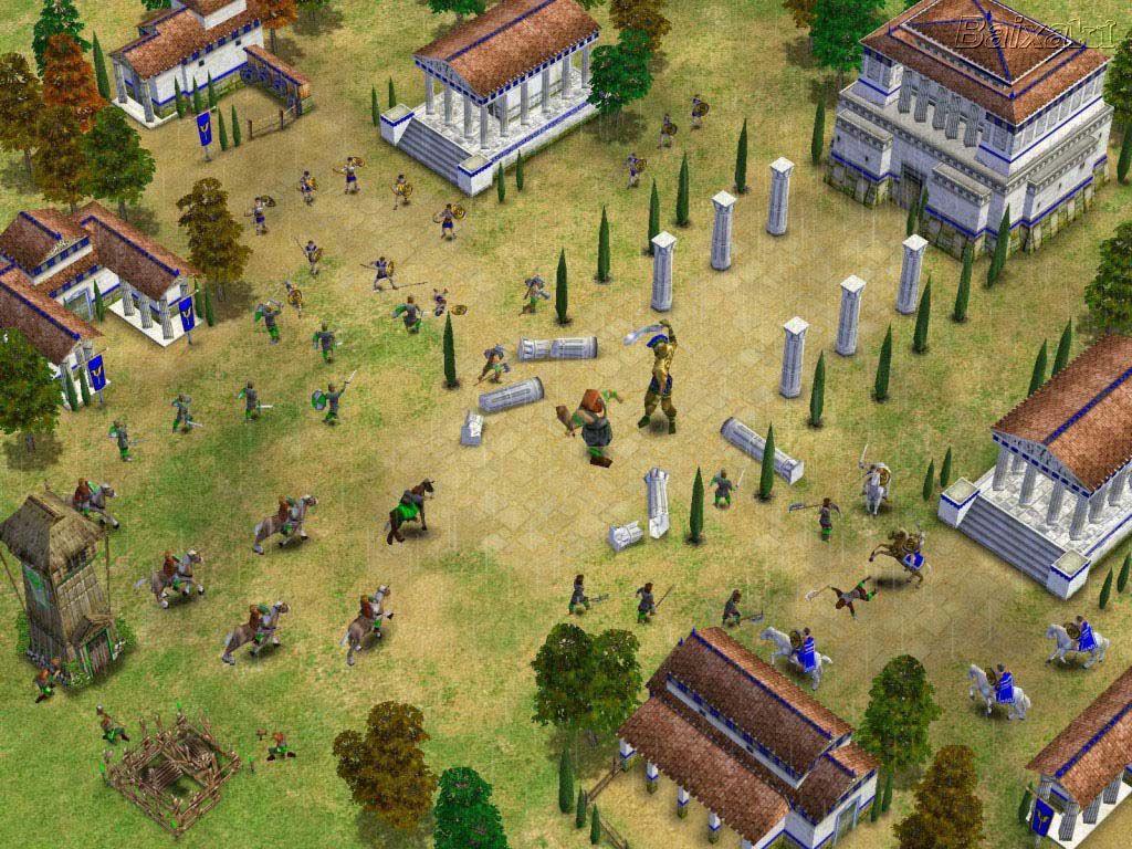 age of mythology free download full version