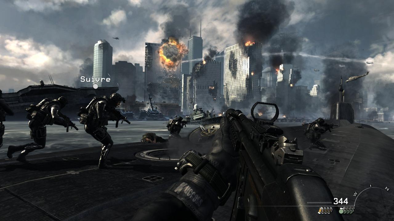 modern warfare pc download
