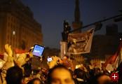 Siegestrunken in Kairo