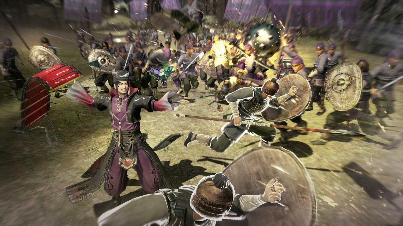 dynasty warriors 8 pc download full version