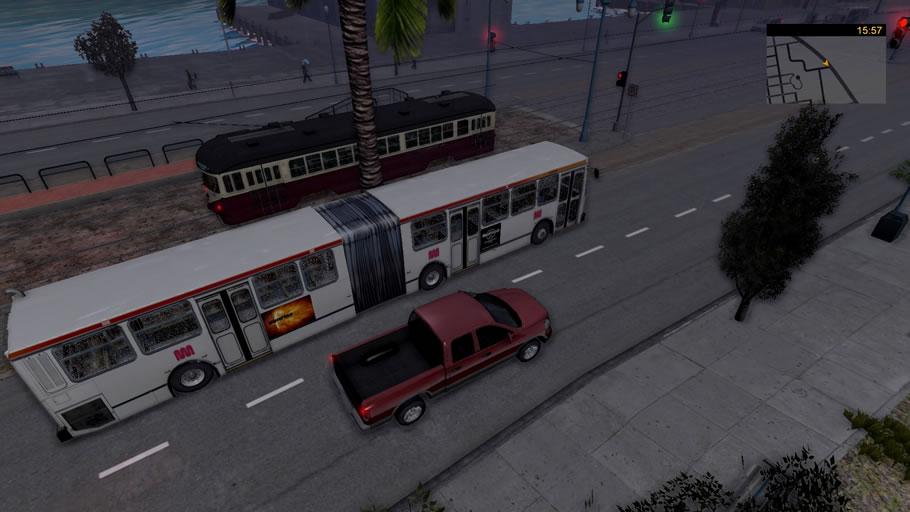 Bus And Cable Car Simulator San Francisco Jaguar Etgamez Full Game