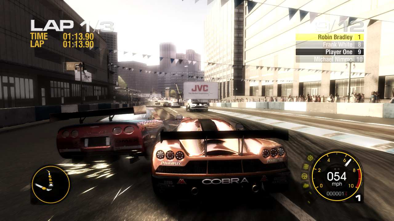 Race driver grid reloaded xbox 360 games torrents.