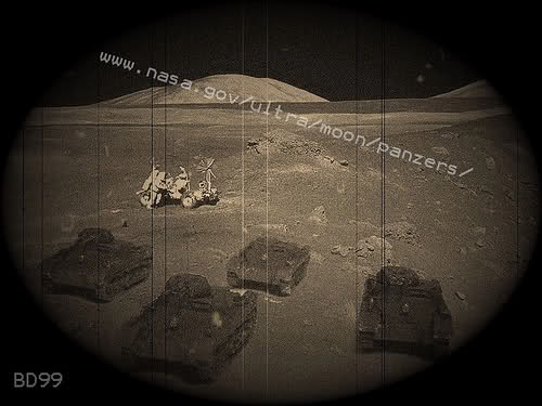 germany nazi on moon landing images - photo #14