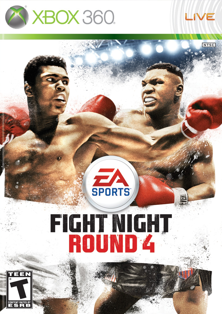 Fight night round 4 pc torrents games.