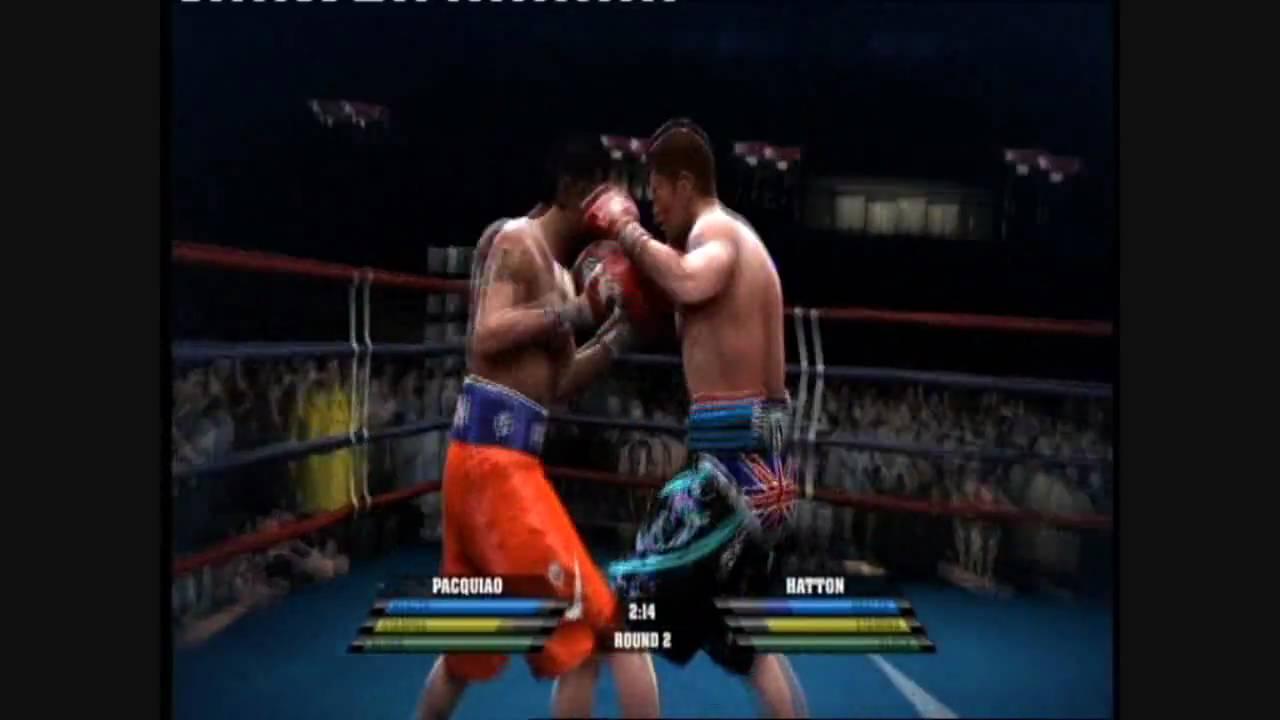 Fight Night Round 4 Pc