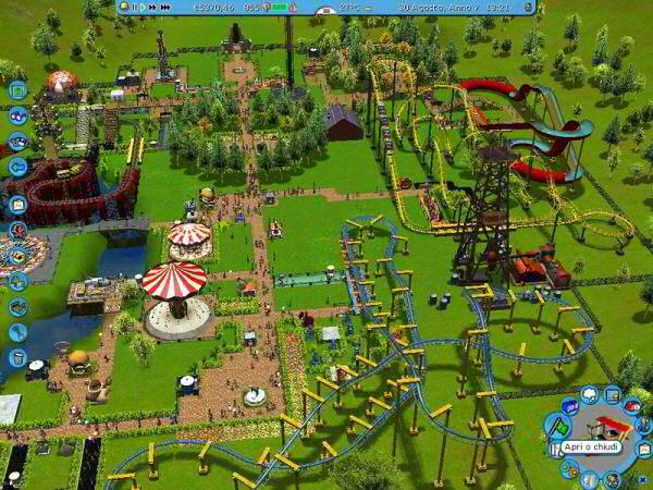 roller coaster tycoon 3 platinum original game all expansions full