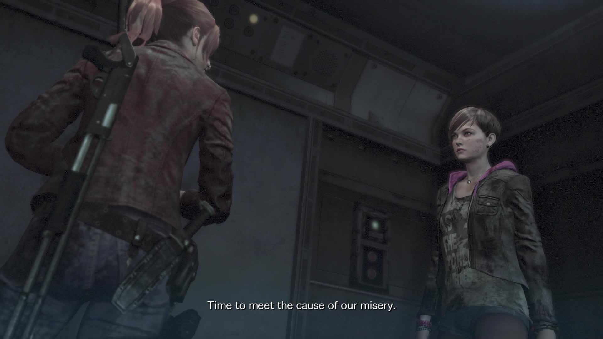 Resident Evil: Revelations 2 - Episode 4: Metamorphosis full