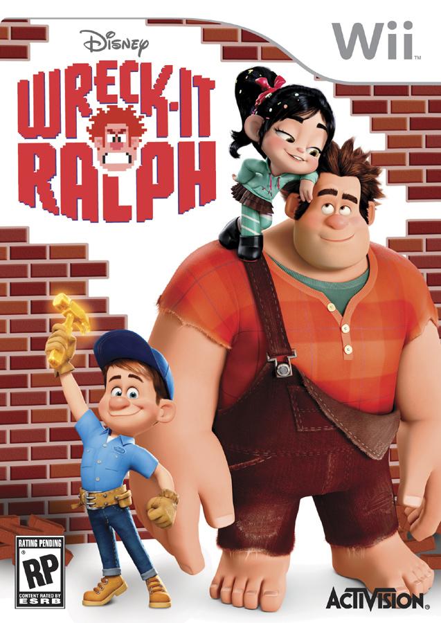 wreck it ralph torrent