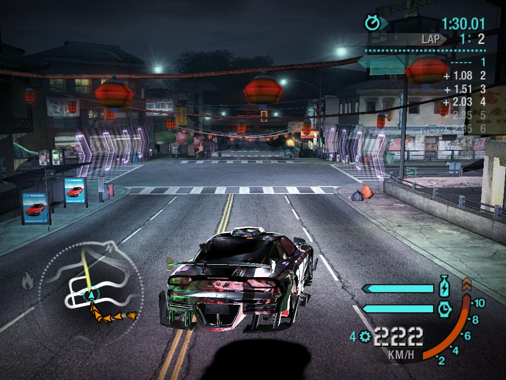need for speed carbon crack exe