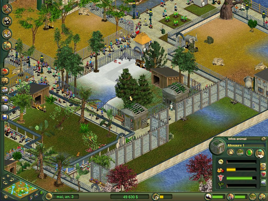 zoo tycoon dinosaur digs gratuit