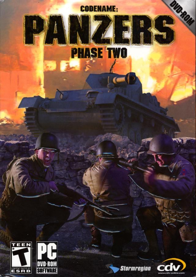 Kosbeeka — codename panzers phase two download.
