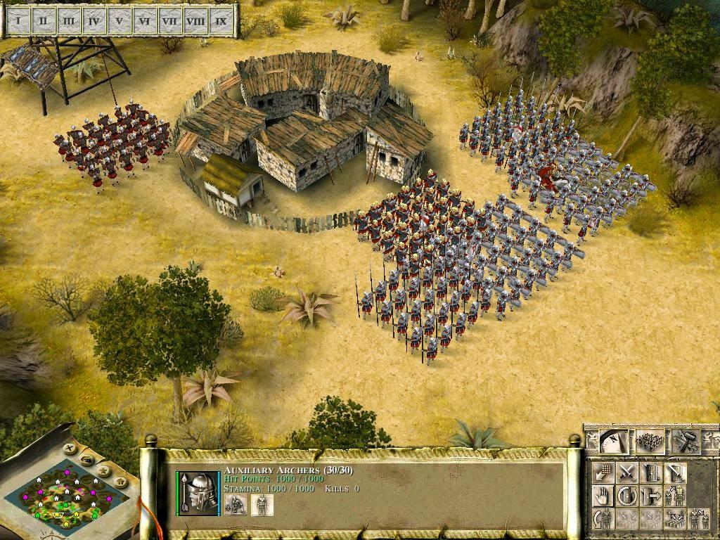 Praetorians full game completo mod complex 2. 1 windows7/8 all.