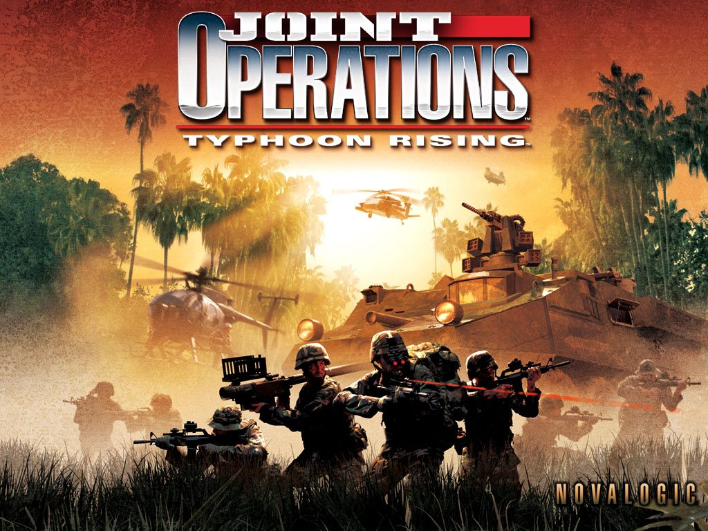 Joint operations typhoon rising game free download full version.