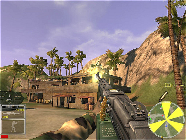 Joint operations: typhoon rising download (2004 arcade action game).