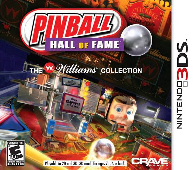 Pinball Hall of Fame: The Williams Collection full game free