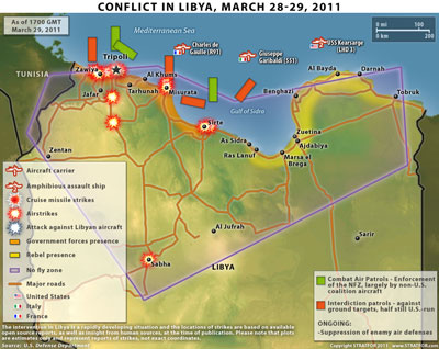 The Problem with Arming the Libyan Rebels