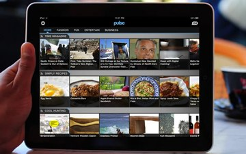 Pulse Passes 4 Million Users, Raises $9 Million for Visual News Reader