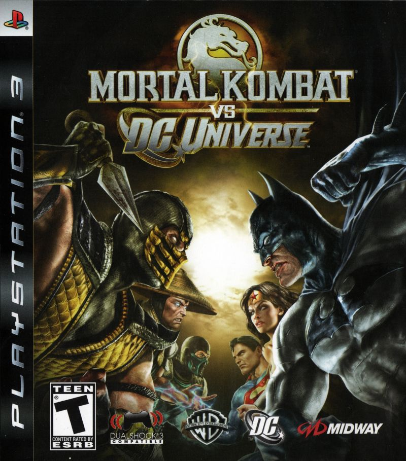 Mortal Kombat vs  DC Universe full game free pc, download