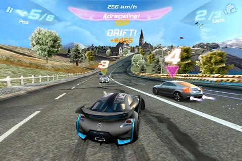 asphalt 6 full version free download for pc