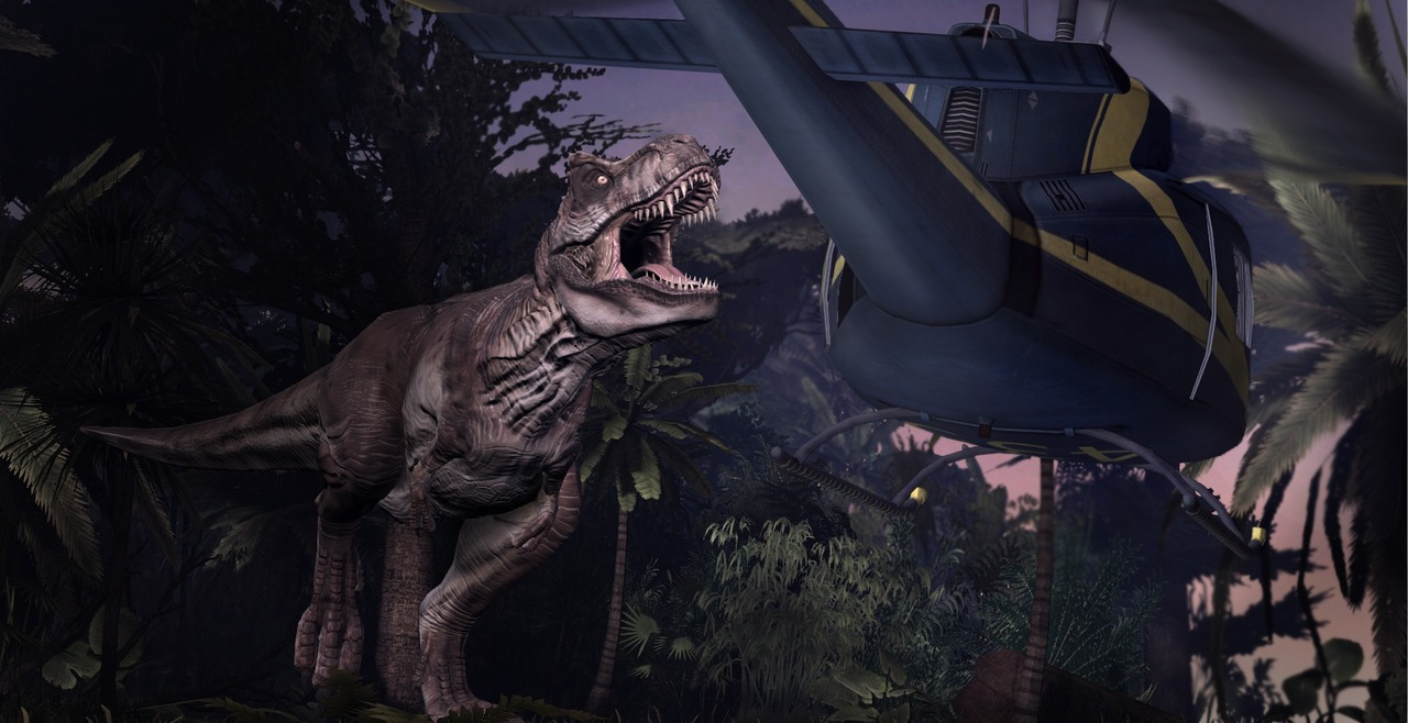 jurassic park the game pc free download full version