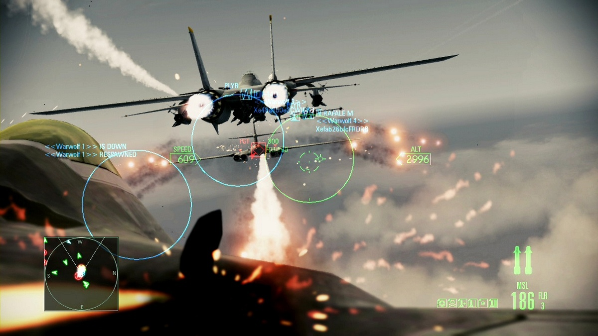 Ace Combat Assault Horizon: Enhanced Edition full game free pc
